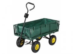 Przyczepka WÓZEK ogrodowy transportowy do 350 kg