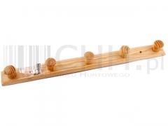 Wieszak drewniany 870