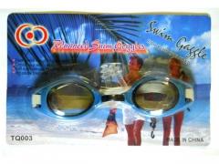 Okulary do pływania dziecięce uniwersalne