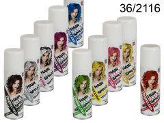 Spray koloryzujący do włosów uv