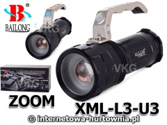 LATARKA BAILONG SZPERACZ DIODA LED CREE XM-L3 T808