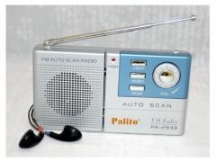 Radio przenośne z głośnikiem + lat.    2933