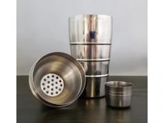 Shaker stalowy 500ml