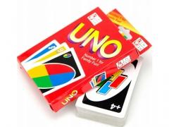 KARTY UNO GRA KARCIANA UNO SUPER CENA 108 kart