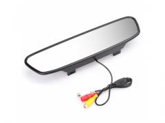 MONITOR LCD W LUSTERKU DO KAMER COFANIA 4,3' KOLOR