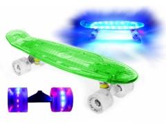 DESKOROLKA FISZKA FISHBOARD FULL LED 56CM 100KG