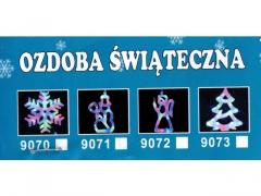 Ozdoby Świąteczne Do Okna 20 LED