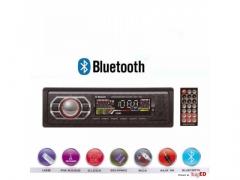 RADIO SAMOCHODOWE BLUETOOTH MP3 USB SD ISO 4x60W