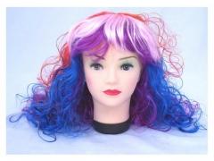 Peruka kręcone  włosy 1116