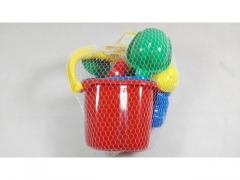 Zabawki do piasku - zestaw do piaskownicy PL
