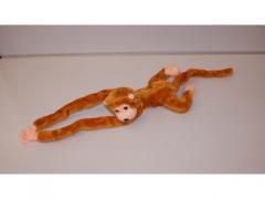Małpa pluszowa duża 10