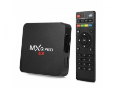 TV BOX MXQ PRO 1/8GB S905W SMART 4K KODI ANDROID