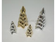 CHRISTMAS - Choinka porcelanowa 8124/96/4