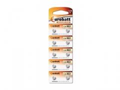 Bateria Alkaline AG3 - BP10 Eurobatt