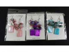 Biżuteria sztuczna - mix wzorów i kolorów STOCK