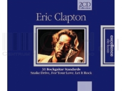 Eric Clapton - 31 Rockguitar Standards 2CD