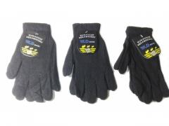 Rękawiczki czarne uniwersalne W.D Super