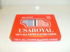 Karty do gry ROYAL 2 talie - Gra Planszowa