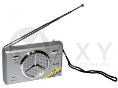 Radio scan z głośnikiem