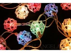 Lampki Choinkowe 40 żarówek + PROGRAMATOR573