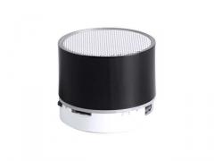 Bezprzewodowy głośnik bluetooth LED RGB okrągły
