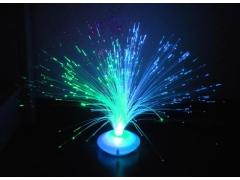 Lampka TĘCZA światło UFO nocna kolorowa zabawka