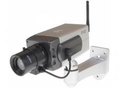Kamera bezprzewodowa atrapa z czujnikiem ruchu