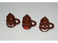 Kubek ceramiczny EMOTIKONKA Poo 6453