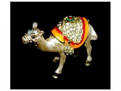WYPRZEDAZ - Wielbłąd dekoracyjny + cyrkonia 133