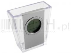 Zegar LCD + pojemnik
