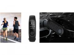 Smartband m2 smartwatch pulsometr opaska stortowa
