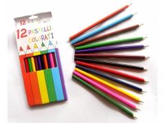 Kredki szkolne włoskie Pastelli zestaw 12szt