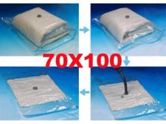 Pokrowiec worek próżniowy hermetyczny 70x100
