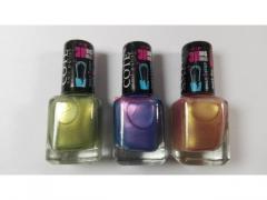 Lakier do paznokci żelowy - różne kolory