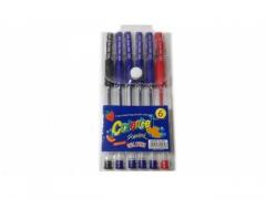 Długopisy żelowe zestaw