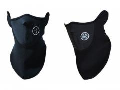 Maska termoaktywna na motor, rower, narty