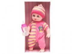 LALKA BOBAS Baby MÓWI PO POLSKU 0145 DZIECKO Z BUT