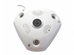 3D KAMERA IP MONITORING 360 wi-fi IR LED NIANIA HD