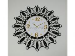 Zegar scienny 0092/60 LEZKA + CYRKONIE