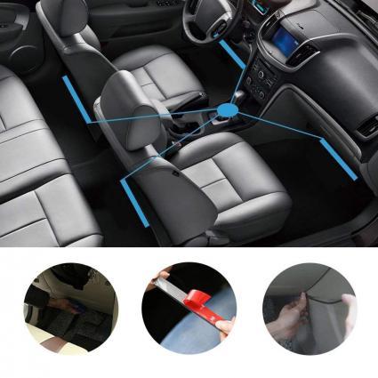 Oświetlenie Wnętrza Auta Led Kabiny Samochodu Rgb Chhpl