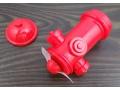 Wiatraczek hydrant na baterie 12cm STOCK