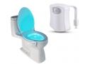 Lampka LED do WC toalety CZUJNIK RUCHU i ŚWIATŁA