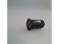 Wtyczka adapter ładowarka samochodowy 2xUSB