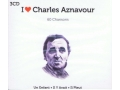 Charles Aznavour 3cd - 60 Chansons