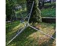 Suszarka ogrodowa Rossler 4 ramiona 50 m