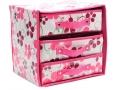 Półka szafka komoda organizer 3 szuflady 8085