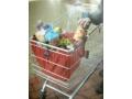 Torba do wózków sklepowych na zakupy