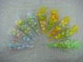 Dekoracja wielkanocna - jajka mix kolorów