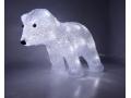 Niedźwiedź 30 LED Akryl