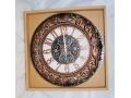 Zegar ścienny okrągły 40cm mix kolorów